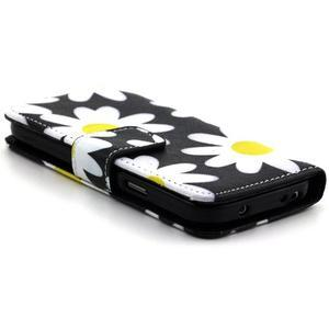 Puzdro pre mobil Samsung Galaxy S4 mini - sedmikrásky - 3