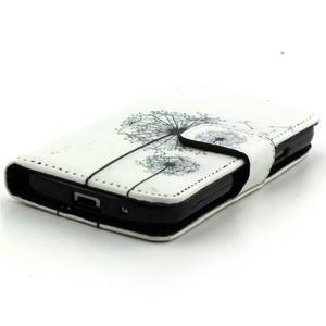 Puzdro na mobil Samsung Galaxy S4 mini - odkvetlé pampelišky - 3
