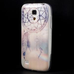 Gelový obal na mobil Samsung Galaxy S4 mini - lapač snů - 3