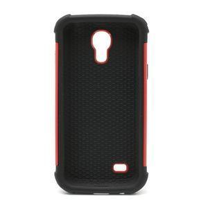 Extreme odolný kryt pre mobil Samsung Galaxy S4 mini - červený - 3