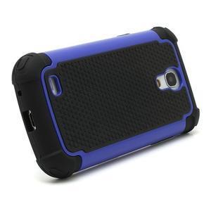Extreme odolný kryt pre mobil Samsung Galaxy S4 mini - modrý - 3