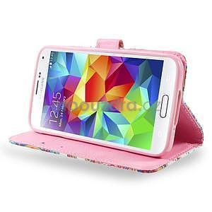 Ochranné puzdro pre mobil Samsung Galaxy S5 - mandala - 3