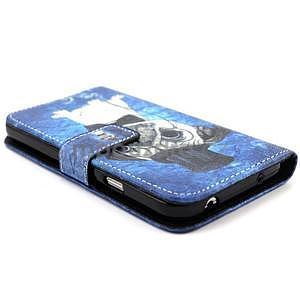 Puzdro pre mobil Samsung Galaxy S5 - mops - 3