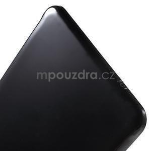 Gélový obal na tablet Samsung Galaxy Tab E 9.6 - čierny - 3