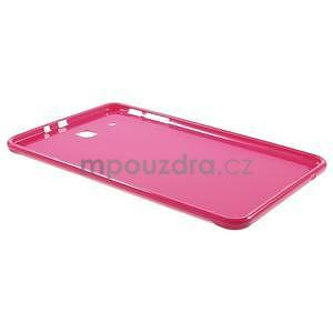 Gélový obal na tablet Samsung Galaxy Tab E 9.6 - rose - 3