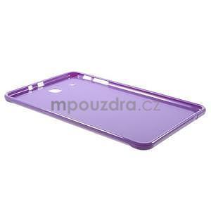 Gélový obal na tablet Samsung Galaxy Tab E 9.6 - fialový - 3