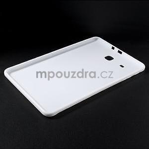 X-line gélové puzdro pre tablet Samsung Galaxy Tab E 9.6 - biele - 3
