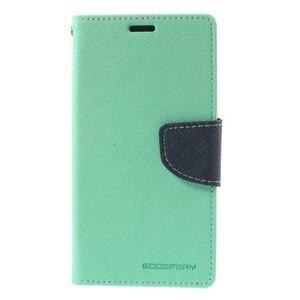 Richmercury puzdro pre mobil Sony Xperia E3 - azurové - 3