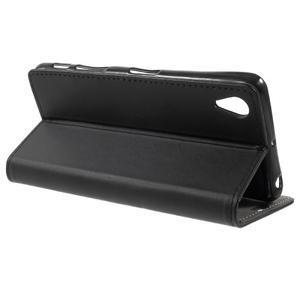 Puzdro pre mobil Sony Xperia X Performance - čierne - 3
