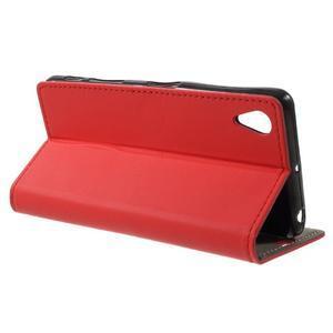Puzdro na mobil Sony Xperia X Performance - červené - 3