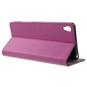 Cardy puzdro pre mobil Sony Xperia XA - rose - 3