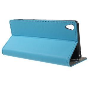 Cardy pouzdro na mobil Sony Xperia XA - modré - 3