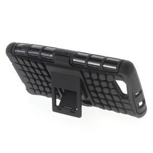 Odolný ochranný kryt pre Sony Xperia Z3 Compact - čierny - 3