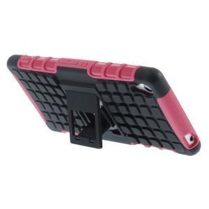 Outdoor ochranný kryt na mobil Sony Xperia Z3 - rose - 3