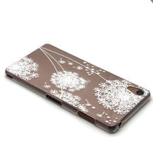 Gelový obal na mobil Sony Xperia Z3 - pampelišky - 3