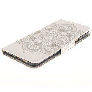 Patt peňaženkové puzdro pre Samsung Galaxy A3 (2016) - henna - 3