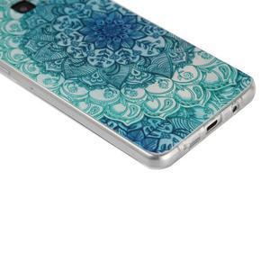 Ultratenký slim obal pre mobil Samsung Galaxy A3 (2016) - mandala - 3