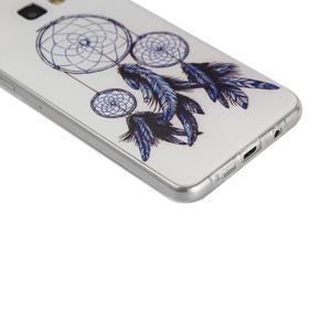 Ultratenký slim obal pre mobil Samsung Galaxy A3 (2016) - campanula - 3
