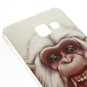 Gélový obal pro Samsung Galaxy A3 (2016) - gorila - 3