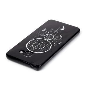 Style gélový obal pre mobil Samsung Galaxy A3 (2016) - lapač snov - 3