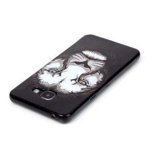 Style gelový obal na mobil Samsung Galaxy A3 (2016) - lev - 3