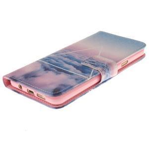 Puzdro pre mobil Samsung Galaxy A3 (2016) - cloud - 3