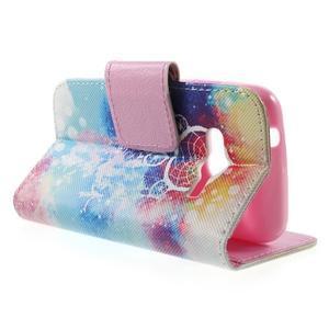 Peňaženkové puzdro pre Samsung Galaxy Trend 2 Lite - dream - 3