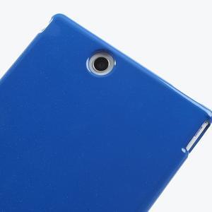 JellyGospery gélový obal pre mobil Sony Xperia Z Ultra - modrý - 3