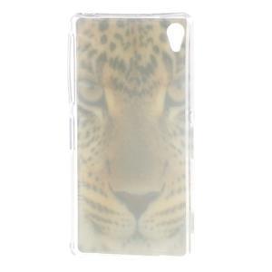 Emotive gélový obal pre Sony Xperia Z2 - leopard - 3