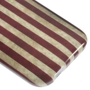 Gélový kryt pre HTC One mini 2 - US vlajka - 3
