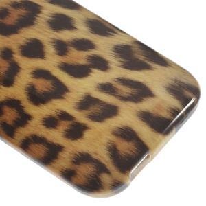 Gélový kryt na HTC One mini 2 - leopard - 3