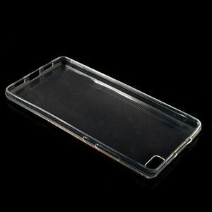 Transparentné ultra tenký slim obal na Huawei Ascend P8 Lite - 3