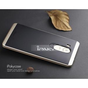 Odolný obal 2v1 s výstuhami na Huawei Mate 8 - zlatý - 3