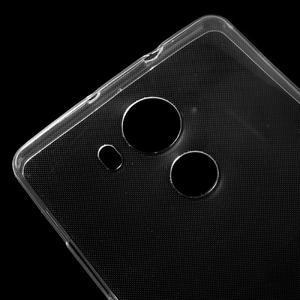 Ultratenký gelový obal na Huawei Mate 8 - transparentní - 3