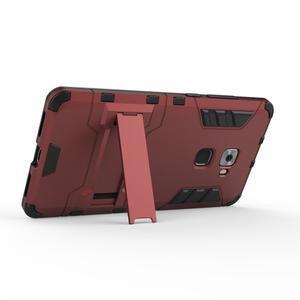 Armour odolný kryt na mobil Huawei Mate S - červený - 3