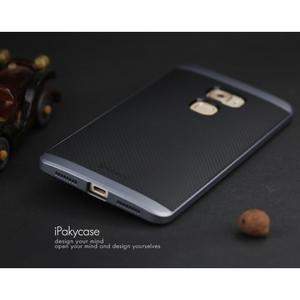 Odolný hybridní obal 2v1 na Huawei Mate S - šedý - 3