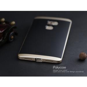 Odolný hybridní obal 2v1 na Huawei Mate S - zlat - 3