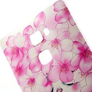 Softy gelový obal na mobil Huawei Mate S - kvetoucí švestka - 3
