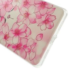 Guardy gelový obal na Huawei P9 Lite - květy - 3