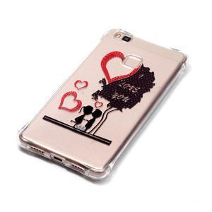 Lacqe geový obal na Huawei P9 Lite - láska - 3
