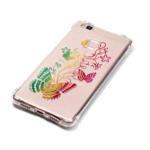 Lacqe geový obal na Huawei P9 Lite - motýlci - 3