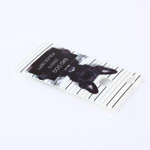 Jelly gelový obal na telefon Huawei P9 Lite - zlý pes - 3