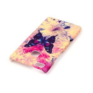 Shelly gelový obal na mobil Huawei P9 Lite - motýlek - 3