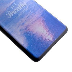 Gelový obal na telefon Huawei P9 Lite - moře - 3