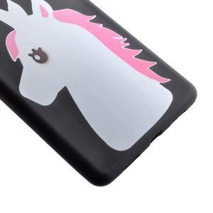 Gelový obal na telefon Huawei P9 Lite - jednorožec - 3