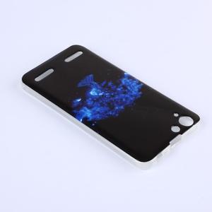 Softy gélový obal pre mobil Lenovo Vibe K5 / K5 Plus - magický strom - 3