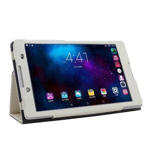 Safe polohovatelné pouzdro na Lenovo Tab 2 A8-50 - bílé - 3