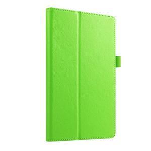Dvojpolohové puzdro pre tablet Lenovo Tab 2 A8-50 - zelené - 3