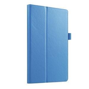 Dvoupolohové pouzdro na tablet Lenovo Tab 2 A8-50 - modré - 3