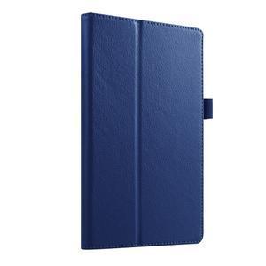 Dvojpolohové puzdro pre tablet Lenovo Tab 2 A8-50 - tmavomodré - 3